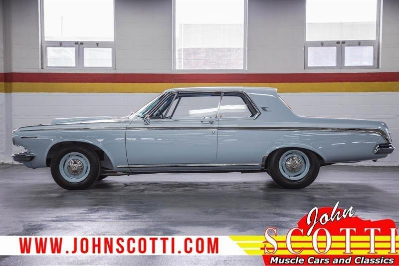 1963 Dodge Polara 472 HEMI Awesome Car