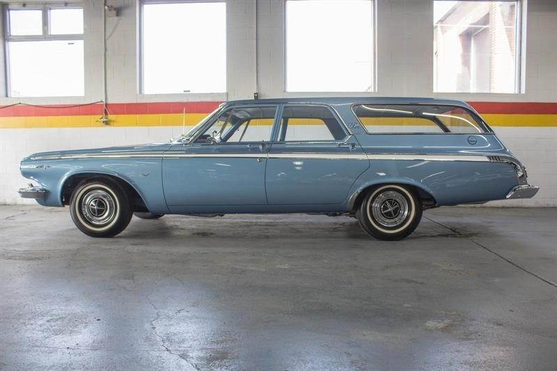 1963 Dodge Polara 100 Point Car!