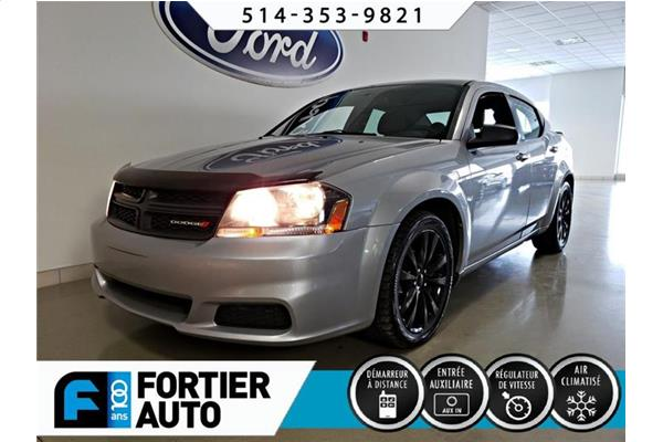2013 Dodge Avenger Berline 4 portes