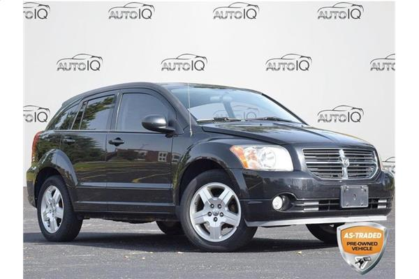 2009 Dodge Caliber SXT  AS IS  AUTOMATIC  SUNROOF  POWER OPTIONS  A/C